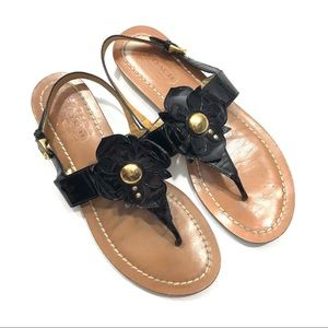 Coach Sari Flower Sandal